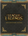 League of Legends Koleksiyon sayısı - 1 (Ciltli)